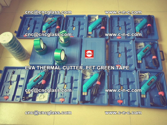 EVA THERMAL CUTTER trimming EVALAM interlayer film safety glazing (82)