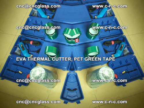 Funny Photos of EVA THERMAL CUTTER trimming EVALAM laminated glass (22)