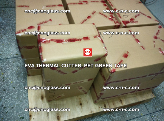 PVB EVA THERMAL CUTTER trimming EVALAM interlayer film safety glazing  (8)