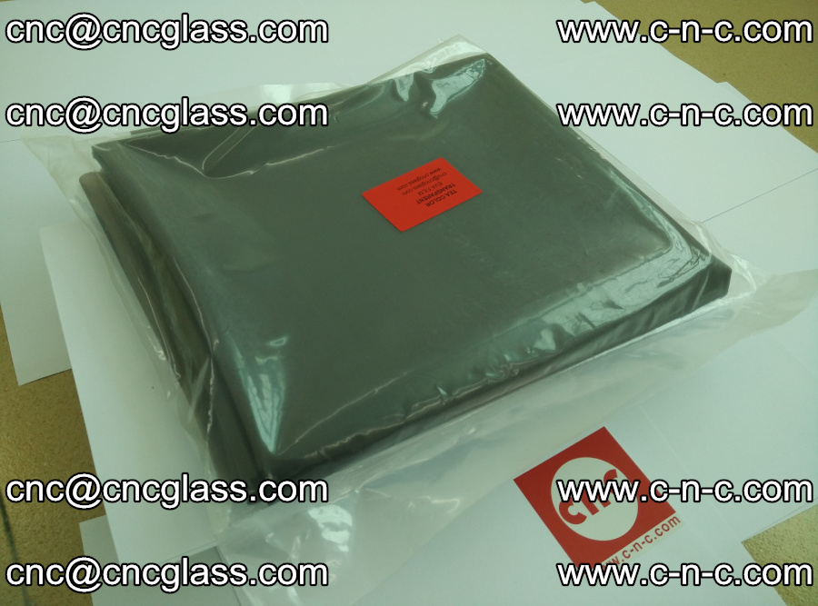 EVA glass laminating interlayer film Ethylene Vinyl Acetate Tea Color (tea color transparent eva) (1)
