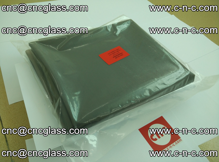 EVA glass laminating interlayer film Ethylene Vinyl Acetate Tea Color (tea color transparent eva) (11)