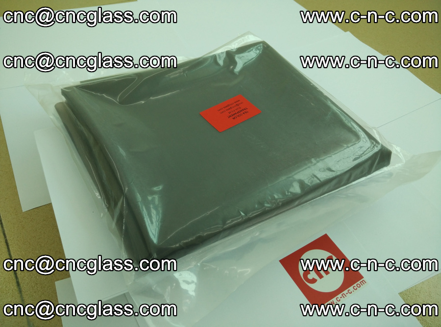 EVA glass laminating interlayer film Ethylene Vinyl Acetate Tea Color (tea color transparent eva) (12)