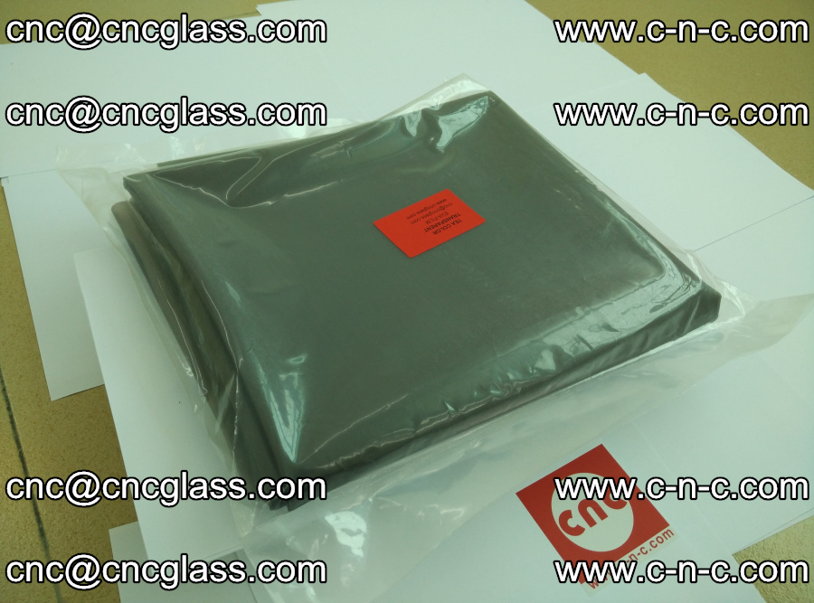 EVA glass laminating interlayer film Ethylene Vinyl Acetate Tea Color (tea color transparent eva) (13)