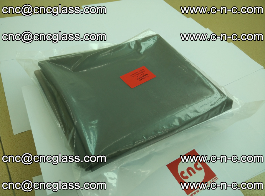EVA glass laminating interlayer film Ethylene Vinyl Acetate Tea Color (tea color transparent eva) (14)