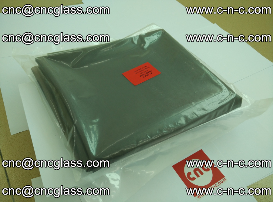 EVA glass laminating interlayer film Ethylene Vinyl Acetate Tea Color (tea color transparent eva) (16)