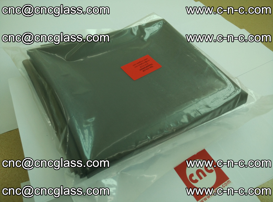 EVA glass laminating interlayer film Ethylene Vinyl Acetate Tea Color (tea color transparent eva) (2)