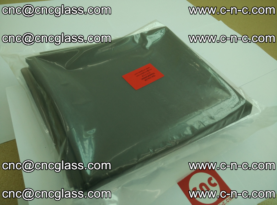 EVA glass laminating interlayer film Ethylene Vinyl Acetate Tea Color (tea color transparent eva) (4)
