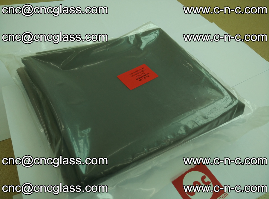 EVA glass laminating interlayer film Ethylene Vinyl Acetate Tea Color (tea color transparent eva) (5)