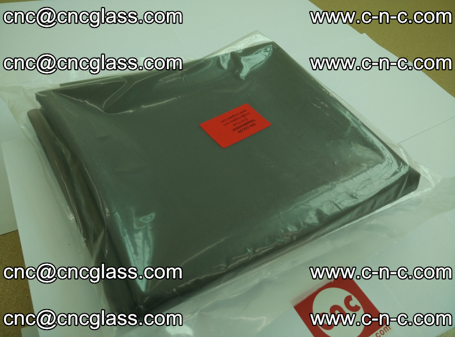 EVA glass laminating interlayer film Ethylene Vinyl Acetate Tea Color (tea color transparent eva) (6)