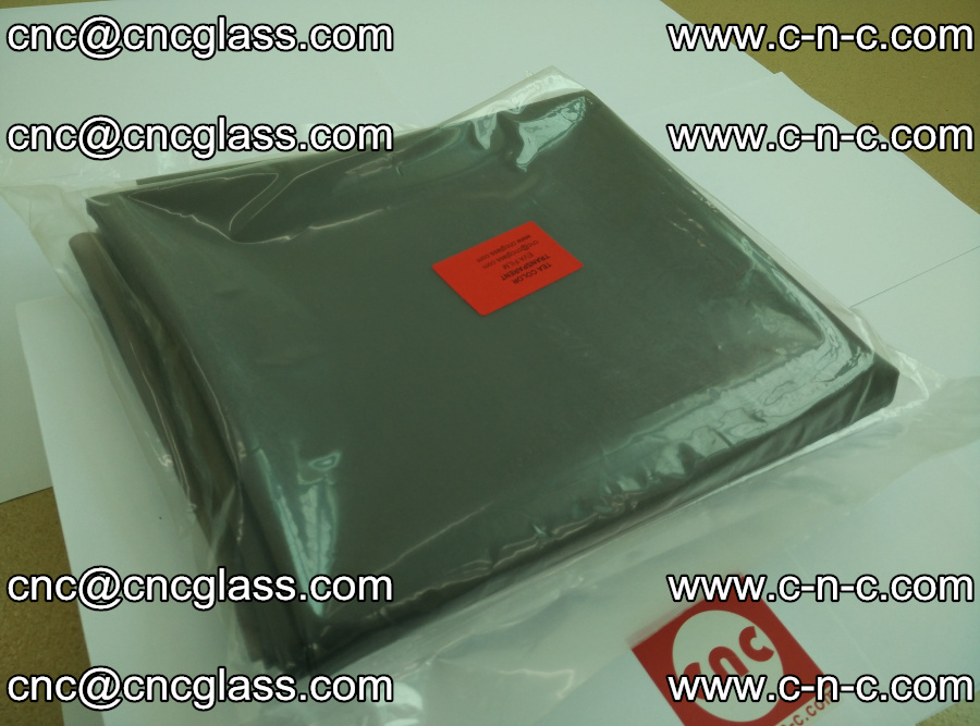 EVA glass laminating interlayer film Ethylene Vinyl Acetate Tea Color (tea color transparent eva) (7)
