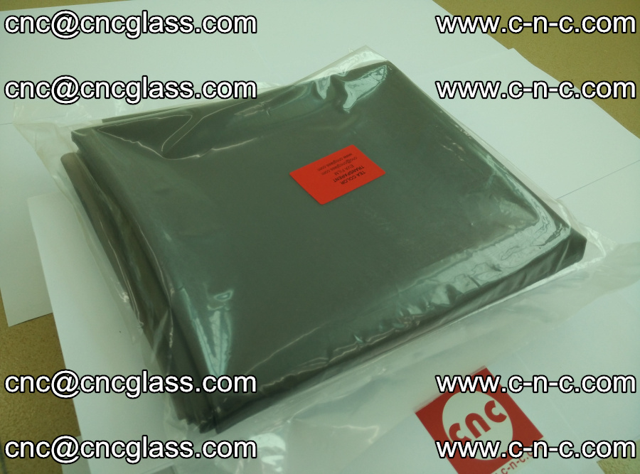 EVA glass laminating interlayer film Ethylene Vinyl Acetate Tea Color (tea color transparent eva) (8)
