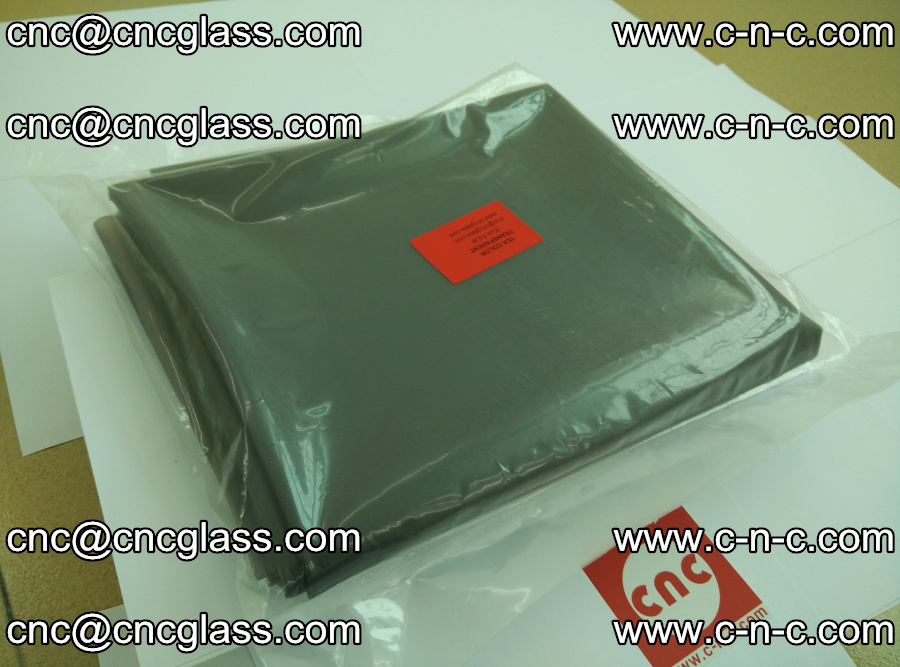 EVA glass laminating interlayer film Ethylene Vinyl Acetate Tea Color (tea color transparent eva) (9)