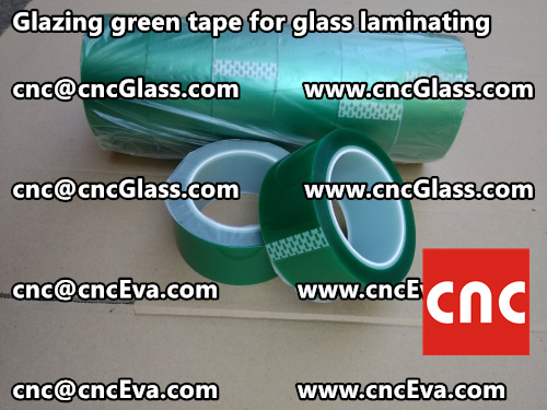 vacuum tape for glass glazing with eva pvb sgp (1)