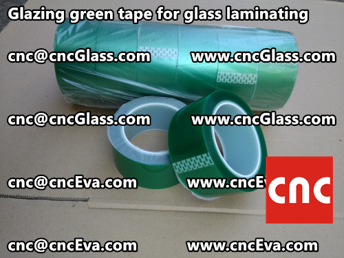 vacuum tape for glass glazing with eva pvb sgp (11)