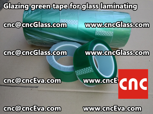 vacuum tape for glass glazing with eva pvb sgp (12)