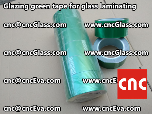 vacuum tape for glass glazing with eva pvb sgp (2)