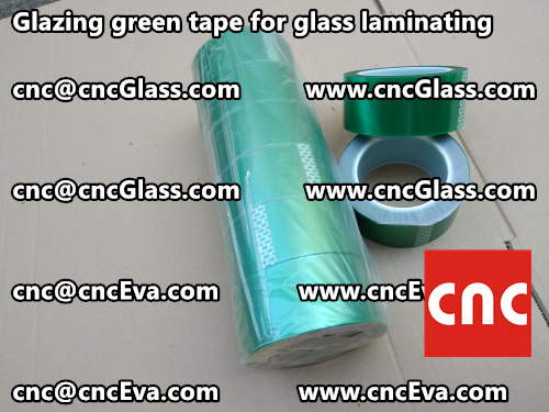 vacuum tape for glass glazing with eva pvb sgp (3)