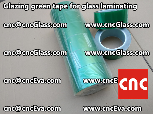 vacuum tape for glass glazing with eva pvb sgp (5)