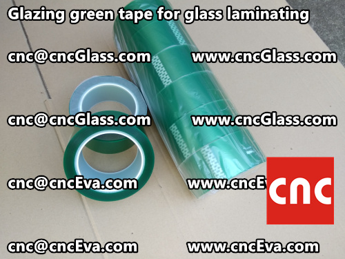 vacuum tape for glass glazing with eva pvb sgp (8)